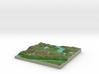 Terrafab generated model Fri Jan 24 2014 15:06:58  3d printed