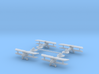 Albatros DV/DVa 1/350th Scale 3d printed