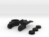 Bike Seatpost mount for Mobius Camera 3d printed