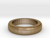 size 11 unisex ring 2 3d printed