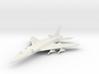 Tu-28 1:300 x1 3d printed