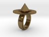 Spike Ring 20x20mm 3d printed