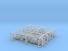 Caterpillar Equipment Set - 1:285 scale 3d printed