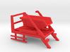 014001.2_Skip loader frame with 6m3 skip in h0 sca 3d printed
