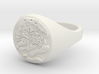 ring -- Mon, 03 Feb 2014 08:37:49 +0100 3d printed
