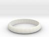 Wedding Ring Sándor Kabai4 3d printed