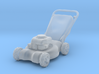 Lawn Mower 1:35 scale 3d printed