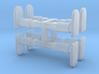 Buffers Minitrix 1200 loc. 3d printed