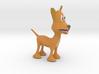 Doggy 10cm 3d printed