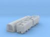 T-gauge Merchant Navy class - Uses Eishindo Wheels 3d printed