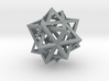 3 oktaeder stern 3d printed