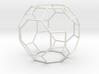 GreatRhombicuboctahedron 100mm 3d printed