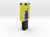 6cm | Legoladd 3d printed
