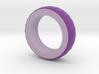 Violet And Lilac Bracelet 2 3d printed