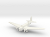 Douglas B-18A Bolo 6mm 1/285 3d printed