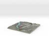 Terrafab generated model Wed Feb 05 2014 09:56:49  3d printed
