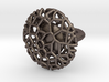 Caged Discus (US Size 5) 3d printed