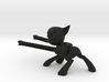 Pony Gause Cannons 3d printed