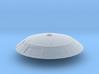 Micro Lunar Spaceship 3d printed