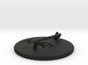 by kelecrea, engraved: ARGh 3d printed