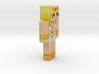 6cm | RobotPrincess 3d printed