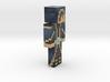 6cm | WaveTheHedgehog 3d printed