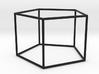 pentagonal prism 70mm 3d printed