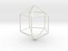 ElongatedPentagonalDipyramid 70mm 3d printed