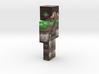6cm | gooz0mbie 3d printed