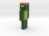 6cm | Ginger_Tortoise 3d printed