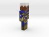 6cm | Dantgrim 3d printed