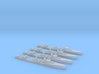 Admiralty S Class DD (SRE) (1/2400) x4 3d printed