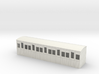 009 colonial 5 compartment 2nd coach 3d printed
