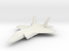 1/285 (6mm) F-35A JSF Lightning II 3d printed