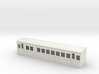 009 colonial 1st/2nd composite saloon coach 3d printed