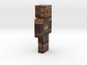 6cm | alfblack 3d printed