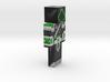 6cm | fearcrossing 3d printed