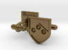 Heraldic Cufflinks [Bond] 3d printed