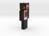 6cm | slickytail 3d printed