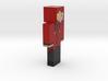 6cm | InoritheFox 3d printed