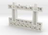 Lego rail3 3d printed