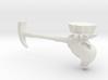 Skull Hammer 3d printed