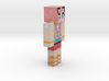 6cm | ritsukame 3d printed
