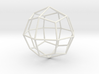 DeltoidalIcositetrahedron 70mm 3d printed