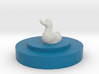 Duck On A Pond 3d printed