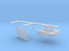 08-Landing Radar 3d printed