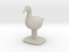 Duck Bird Stand 3d printed