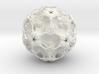 IcosaBall Smooth 9 3d printed