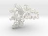 HSP90 (pdb id: 1AM1) Longest dimension: 80mm  3d printed
