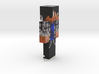 6cm | Block_Head_18 3d printed